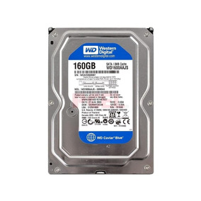Disco Duro Interno 160gb Sata 7200rpm 3.5para Pc Dvr Garanti