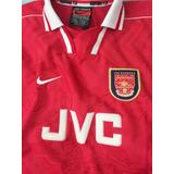 Camisa Futebol Time Arsenal Inglaterra Raridade Colecionador