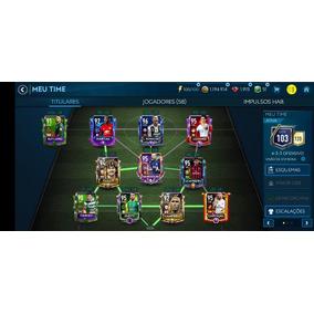 Fifa Mobile - Ger 103 - Cr7, Gullit, Paquetá