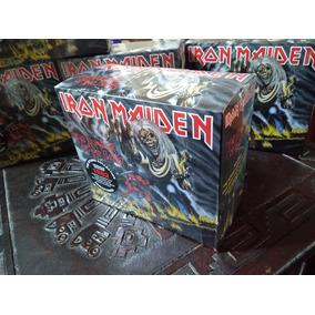 Iron Maiden - Number Of The Beast Deluxe Box En Stock