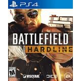 Battlefield Hardline Ps4 Digital | Jugas Con Tu Usuario