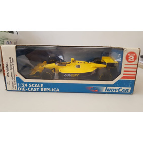 Formula Indy #99 Die Cast Escala 1/24