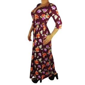 305f0f1a6 Vestidos Largos Casuales Pegados Al Cuerpo - Vestidos de Mujer 3 en ...