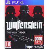 Playstation 4 Wolfenstein The New Order Envio Gratis!!!
