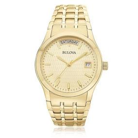 88c6aef6572 Relogio Bulova C Brilhante - Relógios no Mercado Livre Brasil