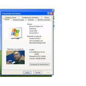 Cpu Pentium 4 Usada Buen Estado.