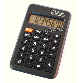 Calculadora De Bolsillo Digital Mini Nueva En Su Caja