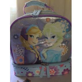 5f1c48613 Lonchera Frozen Disney Store Original - Carteras, Morrales y ...