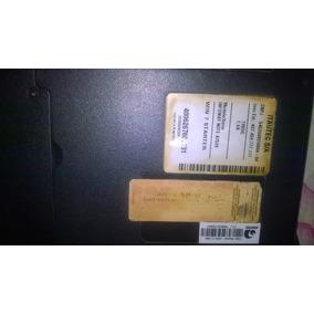 Notebook Itautec A7520 Usado Para Retirada Dd Peças.