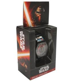 Reloj Analógico Star Wars Disney