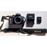 Cámara Nikon D3100 Body