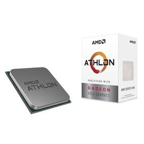 Procesador Amd Athlon Ryzen 200ge 3.2 Ghz Radeon Vega 3 Am4