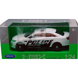 Ford Police Inteceptor Welly 1:24
