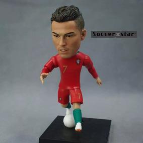 Miniatura Cr7 Cristiano Ronaldo Portugal 12cm Articulada