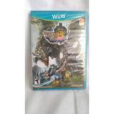 Monster Hunter 3 Ultimate - Nuevo Y Sellado - Wii U