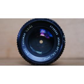 Lente Canon-nikon-55 Mm 2.0. De Rosca M42 . Casi Nuevo. .