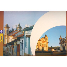 Cartao Postal - Mariana Minas Gerais Igreja