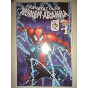 O Espetacular Homem Aranha 1 Capa Variante Panini Nov 2016