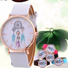 2627ab14343 Relogios Femininos Filtro Dos Sonhos No Visor - Relógios no Mercado ...