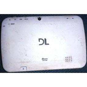 Tablet Dl Kids - Com Capa De Silicone Rosa E Azul (peças)