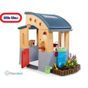 Casinha Infantil Ecológica Little Tikes