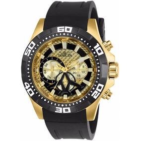 070d1050a6d Pulseira Invicta Aviator - Relógios no Mercado Livre Brasil