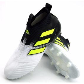 bd4237786802a Botines Adidas X 17 Purechaos Negros - Botines para Adulto en ...