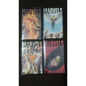 Marvels - Edição De 1994 - Série Completa!!!