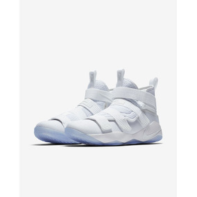 Nike Lebron Soldier 11 Flyease Basquetbol Mayma Sneakers 53bf46258