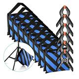Neewer 8- Paquete Pesado Deber Bolsa De Arena ( Azul / Negro