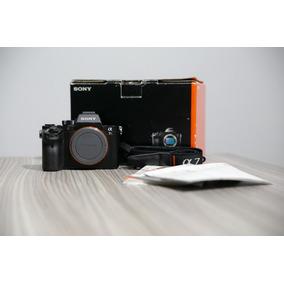 Camera 4k Sony A7r2 Mirrorless E-mount Fullframe