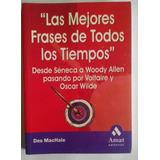 Las Mejores Frases De Todos Los Tiempos, Amat, 1996