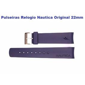 35e84cdd336 Pulseira Relogio Nautica N14538 - Relógios no Mercado Livre Brasil