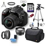 Kit Pid 70004 Para Nikon D5300 Con 14 Articulos