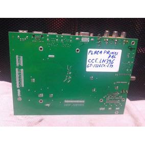 Placa Principal Tv Cce Mod; Ln39g Codigo; Gt-1326ex-e39