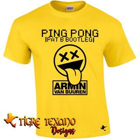 Playera Djs Armin Van Buuren Mod. 12 By Tigre Texano Designs