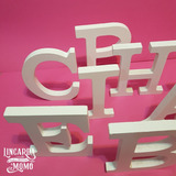 Letras Madera 15cm De Alto Candy Bar Decoracion