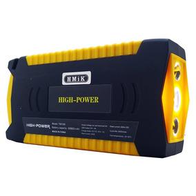 Auxiliar De Partida Bateria Chupeta Power Bank Carregador