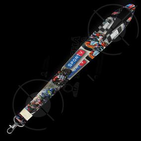Cordão Personalizado Tema Moto Gp 02 - Mosquete