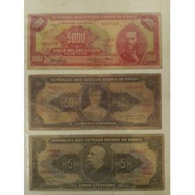 Notas Dinheiro Antigo Para Colecionadores