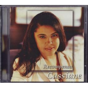 Cd Cassiane - Recompensa - Original E Lacrado