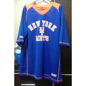 ... Nfl Nba Nhl Cardinals. Lima · Polo Original De Beisbol Americano Mlb  New York Mets 3893b992f8f76