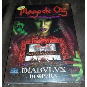 Mago De Oz - Diabulus In Opera 2017 02cd+01dvd