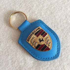 Chaveiro Porsche Design Azul