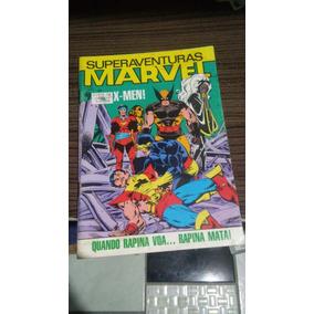 Lote Superaventuras Marvel Ns. 34 36 37 60