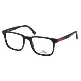 5fbc1f7d5971e Oculos Sem Grau Quadrado Lacoste - Óculos no Mercado Livre Brasil