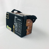 Radio Mp3 Modelo Antigo Luxo Retro Usb Mdf Am Fm