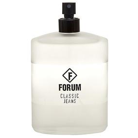 Classic Jeans Forum - Perfume Unissex - Eau De Cologne 100ml