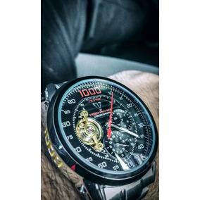 Relógios Tevise 1000 Mecânicos Automático Original + Brinde