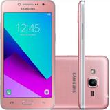 Samsung J2 Prime 16gb Rosa Novo Lacrado Anatel